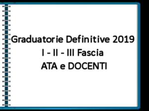 graduatorie ATA e Docenti