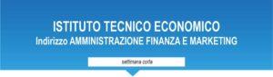indirizzo ITE Amministrazione finanza e marketing Cattaneo Marco Polo