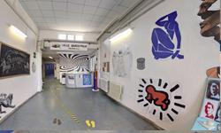 Ingresso Liceo Artistico Marco Polo